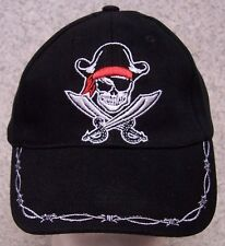 Embroidered Baseball Cap Pirate Surrender or Die NEW 1 hat size fits all