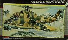 Monogram 1:48 Mil Mi-24 Hind Gunship Helicopter Plastic Model Kit #5819U