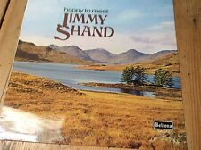 Jimmy Shand-happy To Meet, Beltona Sword Series, SBE 162 Lp