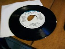 BROOKS & DUNN SOUTH OF SANTA FE / YOUR LOVE DON'T TAKE A BACKSEAT 45 RPM RECORD
