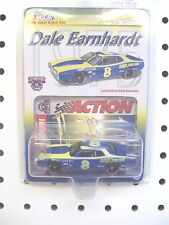 #8 DALE EARNHARDT 1975 10,000 RPM DODGE CHARGER ACTION 1/64