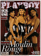 Playboy Oktober/10/2001  Die Girls von PASSION FRUIT*