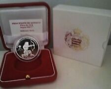 Monaco 10 euro silver HERCULES 2014. VERY RARE ! Mintage only 3 000.