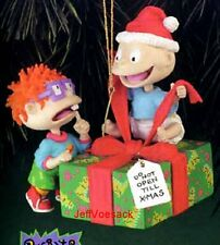 "Rugrats ""Tommy & Chuckie""   Carlton Cards Ornament"