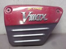 "Used Left Side Cover for 1985 Yamaha VMX1200 ""VMax"""