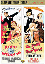 Royal Wedding/The Belle of New York (DVD, 2007)