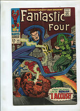 FANTASTIC FOUR (5.5) THING BATTLES SILVER SURFER 4TH APPEARANCE