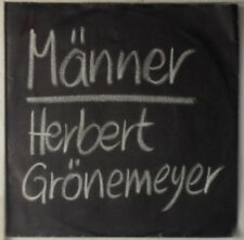 "7"" Single - Herbert Grönemeyer - Männer - s300 - washed & cleaned"