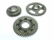 Vintage 1984 Yamaha XT600 XT 600 Engine Motor Crank Shaft Sprocket Gear Set A37