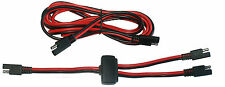 Solar Panel Cable Kit 2 Piece, Caravan, Motorhome, Camper Van NEW