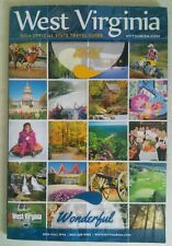 "West Virginia 2014 OFFICIAL STATE TRAVEL GUIDE ""Wonderful"" New"