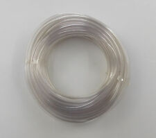 "3mm 1/8"" PVC PLASTIC SCREENWASH AQUARIUM FISH POND TUBING TUBE PIPE 10 MTR"