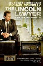The Lincoln Lawyer, Michael Connelly, 1455500240, Book, Acceptable