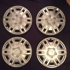 "14"" INCH SPOKED WHEEL TRIMS NEW FORD FIESTA 2002-2008 MONDEO mk1 93-98,ESCORT"