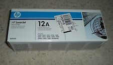 Premier HP 12A Laserjet Print Cartridge (Black)