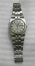 Omega Constellation Chronometer Automatic Steel Date Day Men's Watch 1970's