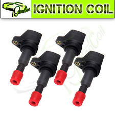 4 Pack FOR  Honda  Ignition Coil 1.5L L4 C1578  30520PWC003 UF581 2007 2008