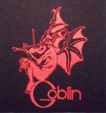 Goblin (the band) PATCH canvas HORROR Eurohorror Claudio Simonetti Dario Argento