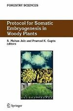 Forestry Sciences Ser.: Protocol for Somatic Embryogenesis in Woody Plants 77...