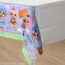 LALALOOPSY Paper TABLECOVER Birthday Party Supplies Tableware
