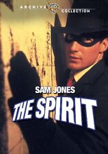 The Spirit DVD (1987) - Sam Jones, Michael Schultz