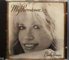 Carly Simon - My Romance (CD 1992)
