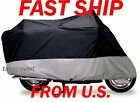 Motorcycle Cover with Air Vents for Honda Goldwing GL1000 1100 1200 GL XXL