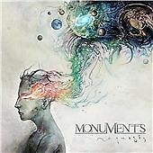 Monuments-Gnosis  CD NEW