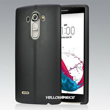 LG G4 Case [TPU Grip Bumper] [Corner Protection] Protective Soft Case Cover Film
