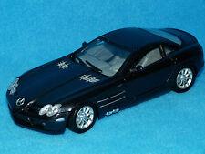 1:24 McLaren SLR Mercedes - Black - MotorMax