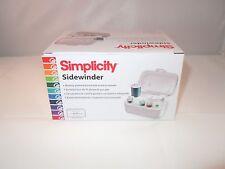Sidewinder/Bobina Winder simplicidad portátil nuevo el mismo día de despacho
