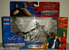 1:18 Scale Orange County Choppers T-Rex Softail #3 - Black with Flames !! OCC !!
