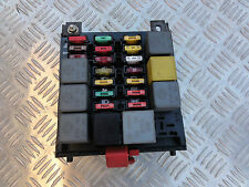 ALFA ROMEO 33 ie - FUSEBOX FUSE RELAY BOX