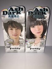 IDA Faddy Bubble Color Men or Women (Ash Dark) lv.2 Hair Color