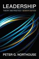 4DAYS DELIVERY - Leadership: Theory and Practice, 7th ed. by Peter G. Northouse
