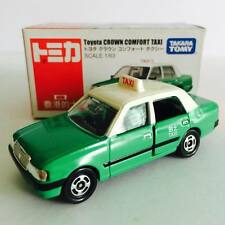 Takara Tomy Tomica Hong Kong Toyota Crown Comfort Taxi ( Green ) - Hot Pick