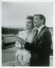 DOLORES HART KARL MALDEN COME FLY WITH ME 1963 VINTAGE PHOTO ORIGINAL #1