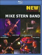 New Morning: The Paris Concert by Mike Stern (Guitar), Mike Stern (Blu-ray...