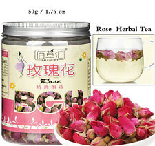 50g 1.7oz Canned Premium  Rose Flower Bud Rosebud Herbal Dried Tea