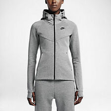 NIKE TECH FLEECE WINDRUNNER # 683794 091 / WOMEN'S HOODIE / SIZE L / RRP £85