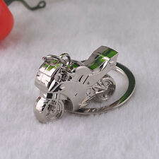 Fashion Motorcycle Key Ring Chain Motor Moto Shape Keychain Holder Portachiavi