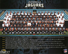 2012 JACKSONVILLE JAGUARS NFL FOOTBALL 8X10 TEAM PHOTO PICTURE