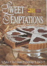 Australian Women's Weekly SWEET TEMPTATIONS cakes desserts icecreams cheesecakes