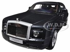 ROLLS ROYCE PHANTOM COUPE TUNGSTEN 1/18 DIECAST CAR MODEL KYOSHO 08861
