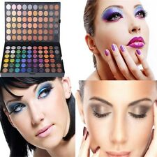 180 Color Warm, Shimmer, Matte Makeup Eyeshadow Palette 3 layers of 60 color IB