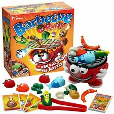 DP Barbeque Party Action and Reflex Game - NEW