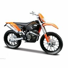 MAISTO 1:18 KTM 450 EXC MOTORCYCLE BIKE DIECAST MODEL TOY NEW IN BOX