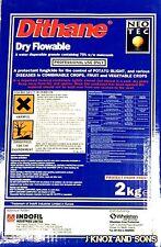 2KG Dithane Potato Blight Rust Fruit Vegetable Disease Control Wheat Onion