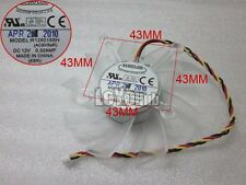 NEW For ASUS GTS250 8015 graphics card fan 3pin R128015SH DC12V 0.32AMP