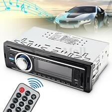 Auto Car Vehicle Stereo Audio In-Dash FM Aux SD USB MP3 WMA Audio Radio Player